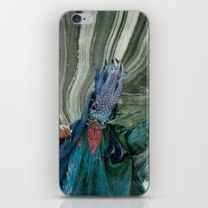 Cetus iPhone & iPod Skin