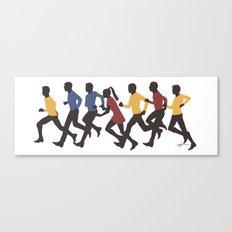 Away Mission: Star Trek Canvas Print