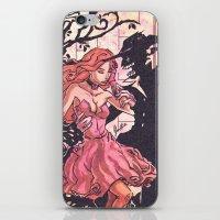 Halloween Temptation iPhone & iPod Skin