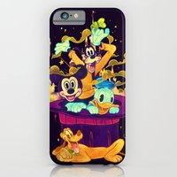 iPhone & iPod Case featuring Trouble Makers by choppre