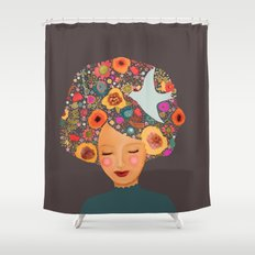 annabelle Shower Curtain