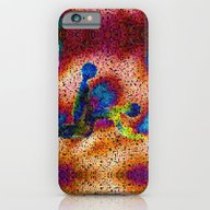 Abstract Sex iPhone 6 Slim Case