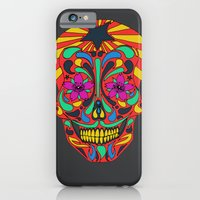 iPhone & iPod Case featuring muerto by RAIKO IVAN雷虎