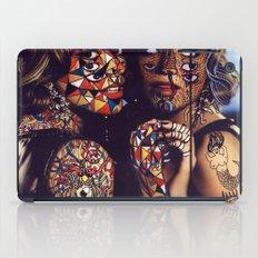 Psychoactive Bear 2 iPad Case