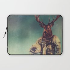 Without Words Laptop Sleeve