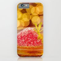 Strawberries And Champag… iPhone 6 Slim Case