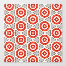 Abstract Decorative Patt… Canvas Print