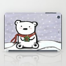 Winter Bear iPad Case