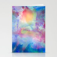 You Are Entering A Beaut… Stationery Cards