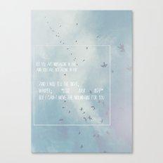 Timshel Canvas Print