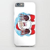 Santa Claws iPhone 6 Slim Case