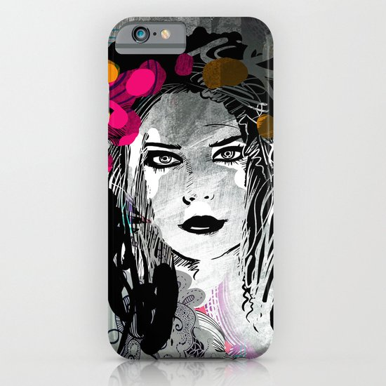 Black iPhone & iPod Case