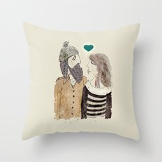 all you need is  Throw Pillow