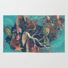 Coral Communities Rug