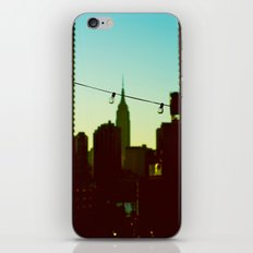 A View Of Bliss iPhone & iPod Skin