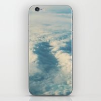 Cloud Sea iPhone & iPod Skin