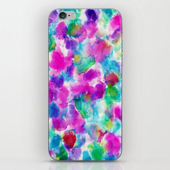 Amaris Magenta iPhone & iPod Skin