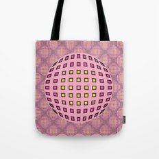 Pop pink Tote Bag