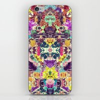 Crystalize Me iPhone & iPod Skin