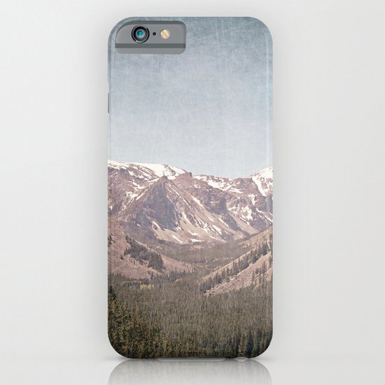 Montana Blues iPhone & iPod Case