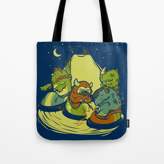Things that go Bump in the Night Tote Bag