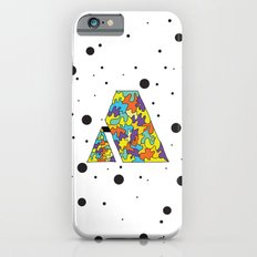 Letter A Slim Case iPhone 6s