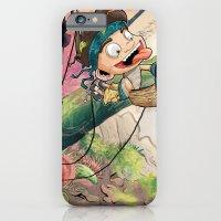 Jungle Kid. iPhone 6 Slim Case
