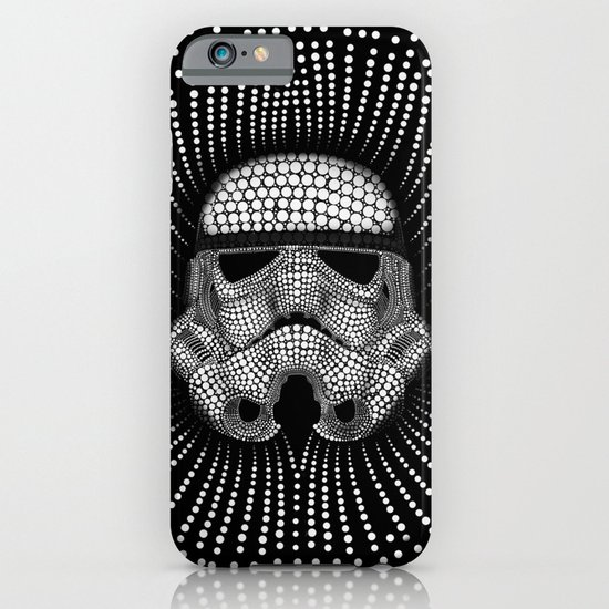 Trooper Star Circle Wars iPhone & iPod Case