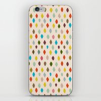 PIPS palest peach iPhone & iPod Skin