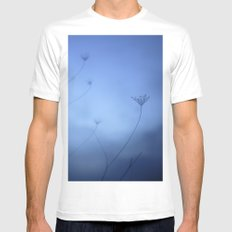 Dreams at the blue hour Mens Fitted Tee White SMALL
