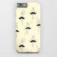 The Ballet Of Mustache iPhone 6 Slim Case