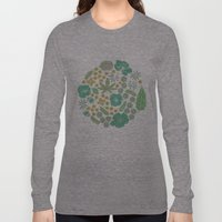 Floral Bloom  Long Sleeve T-shirt