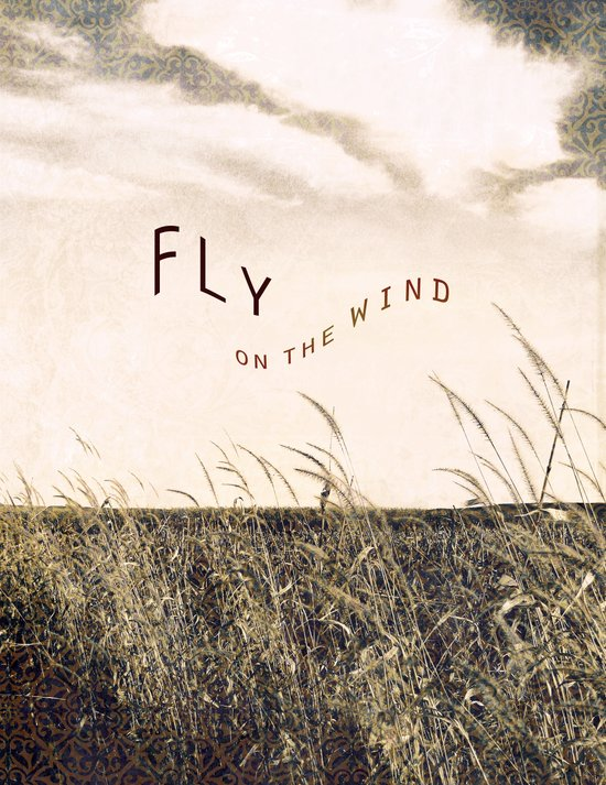 fly on the wind Art Print