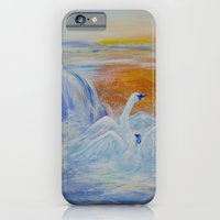iPhone & iPod Case featuring Something Happened On The Way To Heaven by made in heART
