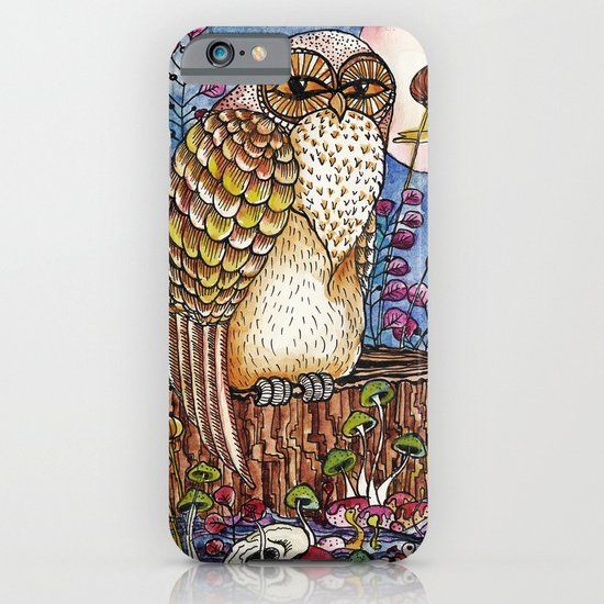 Staring at you iPhone & iPod Case