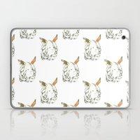 Gazelle Girl Laptop & iPad Skin