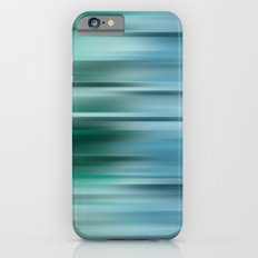 Misty Blue  Slim Case iPhone 6s
