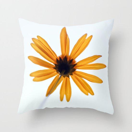 Towards the Sun...8689 Throw Pillow