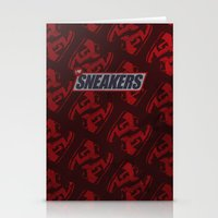 I Heart Sneakers - Dunk Edition Stationery Cards