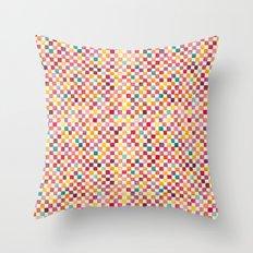 Klee Pattern Throw Pillow