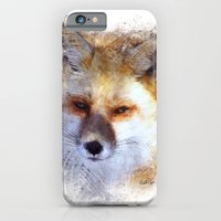 iPhone & iPod Case featuring Vulpini by Elizabeth Cakovan