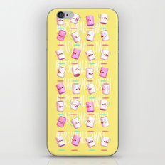 Marshmallow Club iPhone & iPod Skin