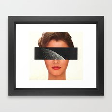 phases Framed Art Print