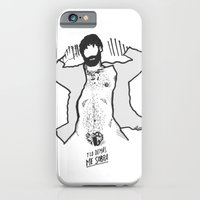 iPhone & iPod Case featuring Y lo demás me sobra (I don't need anything else) by Villaraco