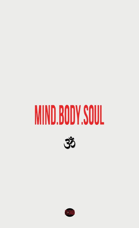 Mind.Body.Soul Art Print