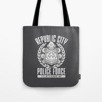 Metal in Enduring Tote Bag