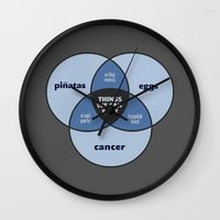 We Can Beat It Wall Clock