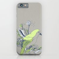 iPhone & iPod Case featuring Bird by Krikoui