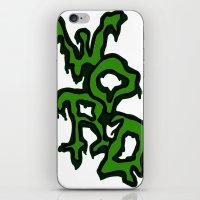 Word. iPhone & iPod Skin