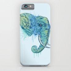 Elephant Portrait iPhone 6 Slim Case